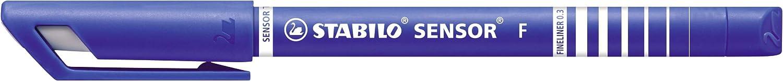 Amazon.com: Stabilo Sensor 189/41 Azul: Office Products