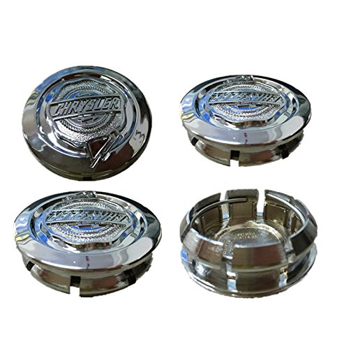 Autocaps CH54 Gosweet Brand NEW 4pcs Chrysler 300 PT Cruiser Sebring Pacifica Aspen Town and Country Stratus-Wheel Center Cap P/N 04782867AA. J2877 US Fast Shipment