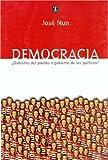 Democracia, ¿Gobierno del Pueblo o Gobierno de los Políticos? 9789505573738