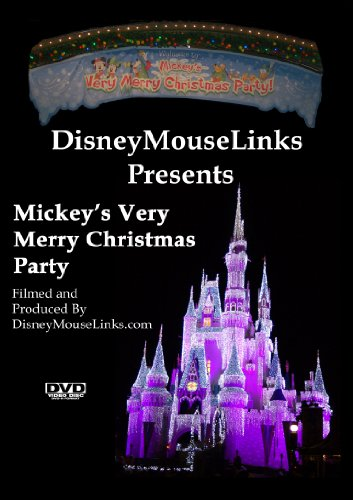 DisneyMouseLinks Presents - Mickey's Very Merry Christmas Party
