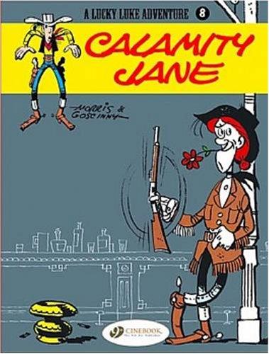 Calamity Jane Lucky Luke Film