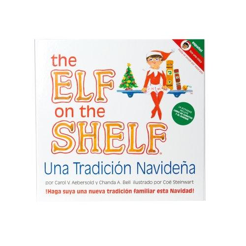 Elf On The Shelf Girls Una Tradicin Navidea Toy