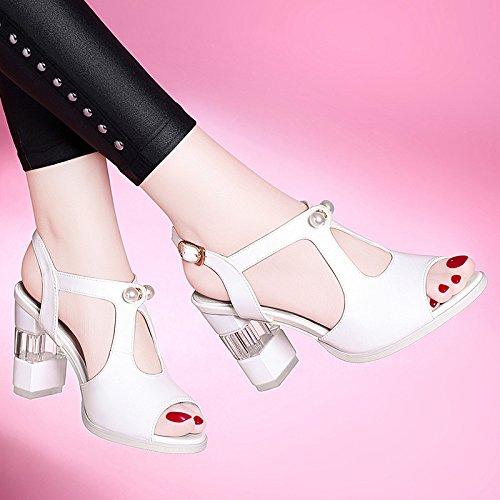 RUGAI-UE Schuhe Frauen Schuhe RUGAI-UE mit hohen Absätzen und High Heels im Sommer - 7088f3
