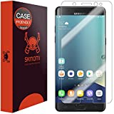 Galaxy Note 7 Screen Protector, Skinomi TechSkin (Case Friendly) Full Coverage Screen Protector for Samsung Galaxy Note 7 Clear HD Anti-Bubble Film