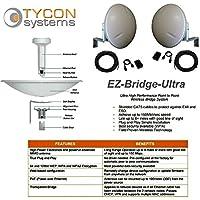 EZ-Bridge Ultra2-LR 100Mbps Long Range Point to Point Bridge System Kit