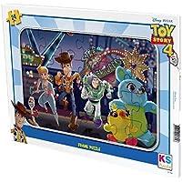 Ks Games Toy Story 4 24 Parça Frame Çocuk Puzzle