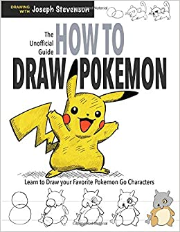 How To Draw Pokemon Learn To Draw Your Favorite Pokemon Go