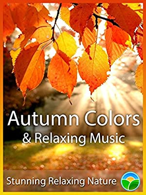 Autumn Colors & Relaxing Music - Stunning Relaxing Nature