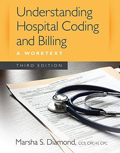 Understanding Hospital Coding and Billing: A Worktext Pdf