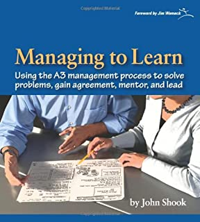 Understanding a3 thinking a critical component of toyotas pdca managing to learn using the a3 management process to solve problems gain agreement fandeluxe Image collections