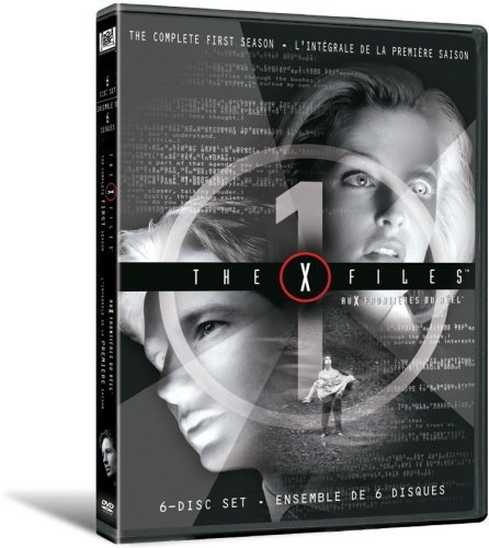 The X-Files: Season 1 (Bilingual) David Duchovny Gillian Anderson Mitch Pileggi HMVXFSSN11999