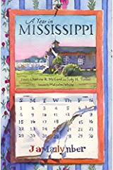 A Year in Mississippi Hardcover