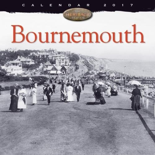 Download Bournemouth wall calendar 2017 (Art calendar) pdf epub