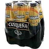 クスケーニャ 黒 瓶ビール 330ml 6本セット