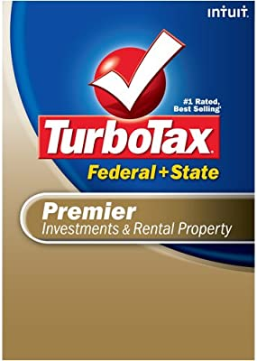 TurboTax Premier Federal + State + eFile 2008 (Old Version) [DOWNLOAD]