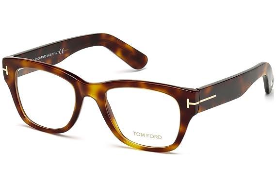 Tom Ford Brillen Unisex 5379 005, Black To Tortoise Kunststoffgestell