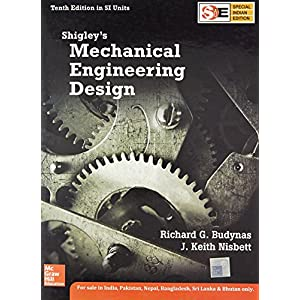 Shigley's Mechanical Engineering Design – SIE
