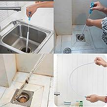 Flexible Sink Drain Unblocker Brush Cleaner Tool , 28'' Random Color