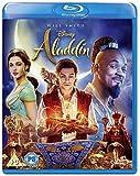 DVD : Disney's Aladdin Blu-ray Region Free 2019