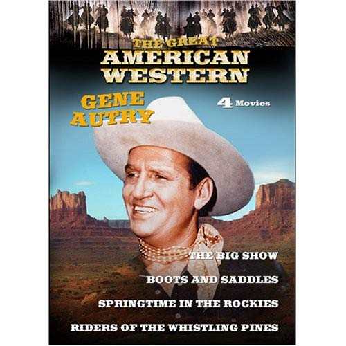 Boots and Saddles Includes Bonus Movies: Riders of Whistling Pines / The Big Show / Springtime in the Rockies ()