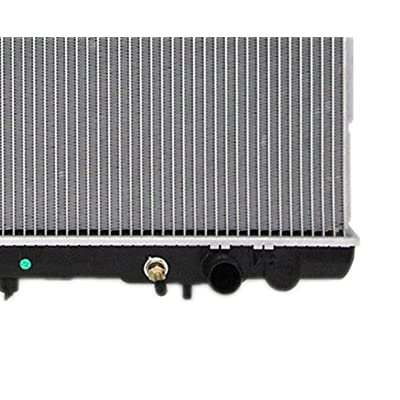 Sunbelt Radiator For Nissan Frontier Xterra 2215 Drop in Fitment: Automotive