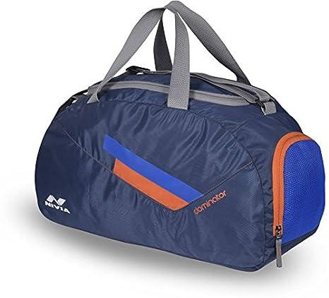2c4c851ce943 Buy Nivia Dominator Duffel Bag Multi Purpose Online at Low Prices in India  - Amazon.in
