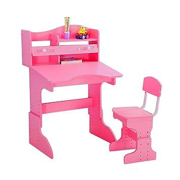 Xing Hua home Juegos de mesas y sillas Mesa de Estudio, Mesa de Trabajo para Estudiantes ...