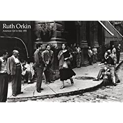 Ruth Orkin American Girl in Italy 1951 Art Print Poster Poster Art Poster Print, 36x24