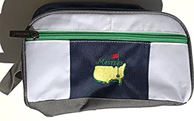 2017 MASTERS Golf TRAVEL BAG Toiletry Bag New!