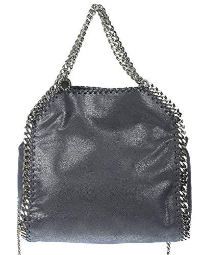 Stella Mccartney Mini Fourre-tout Shaggy 371223w9132 Blu