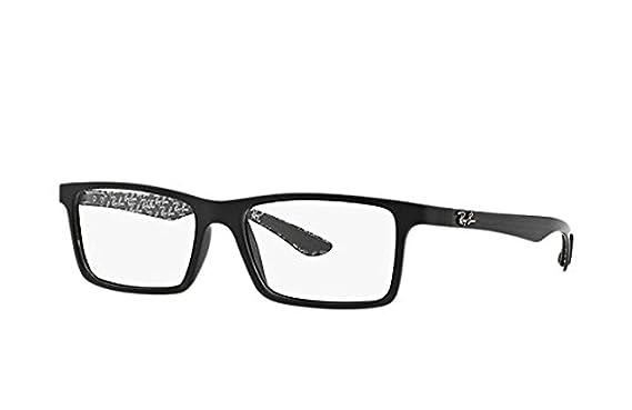 6ce9e1f07f Amazon.com  Ray-Ban RX 8901 Eyeglasses   Cleaning Kit Bundle  Clothing