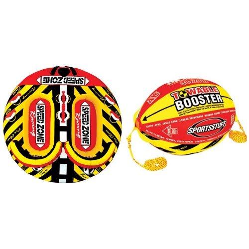 Sportsstuff Speedzone Towable Tube (Sportsstuff Speedzone 2 Booster Ball)