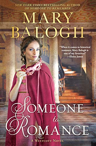 Book Cover: Someone to Romance