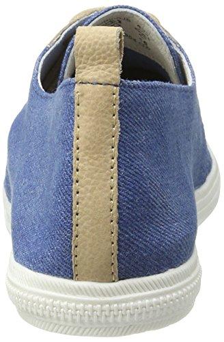Bugatti Damen J64086j5 Sneaker Blau (jeans 455)
