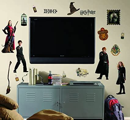 Harry Potter Wall Decal Cutouts