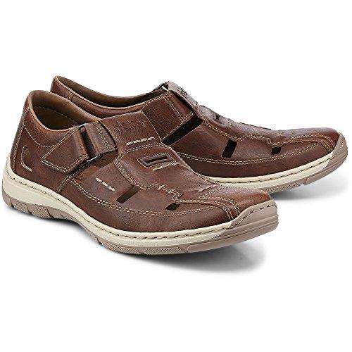 Sneakers Rieker marrón Hombre Men Zapatillas 08065 Tvrz5qvwS