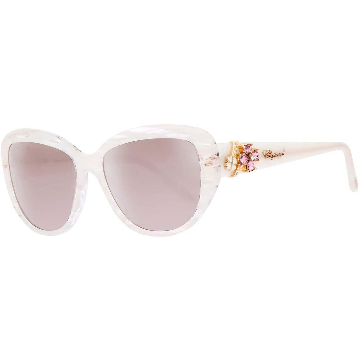 ee26ea552ffba Amazon.com: CHOPARD Women's SCH147S576UCX Sunglasses: Clothing