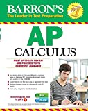 img - for Barron's AP Calculus with CD-ROM, 13th Edition (Barron's AP Calculus (W/CD)) by Bock M.S. David Donovan M.S. Dennis Hockett M.A. Shirley O. (2015-02-01) Paperback book / textbook / text book