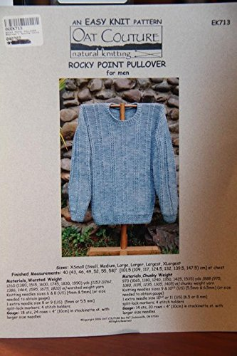 Oat Couture Knitting Patterns - 2