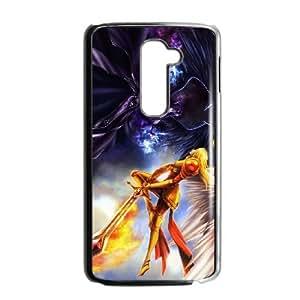 LG G2 phone case Black Morgana League of Legends TTT2258699