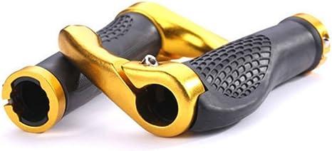 Puños ergonómicos para manillar de bicicleta con diseño ergonómico ...