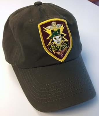 MACV SOG MACVSOG Laos Vietnam Special Forces CIA Ball Cap Hat All Cotton