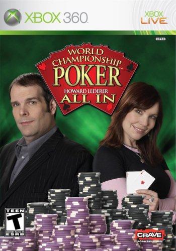 World Championship Poker: All In - Xbox 360
