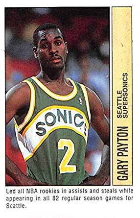 on sale b1239 35746 Amazon.com: 1991-92 Panini Stickers Basketball #184 Gary ...