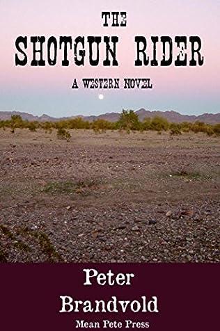 book cover of The Shotgun Rider