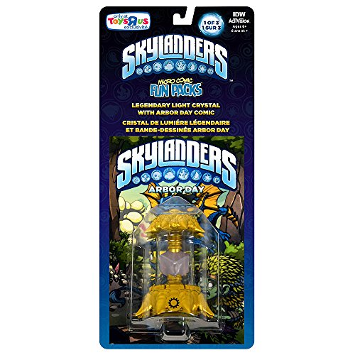 Skylanders Imaginators, Exclusive Micro Comic Fun Pack with Legendary Light Creation Crystal 1/3