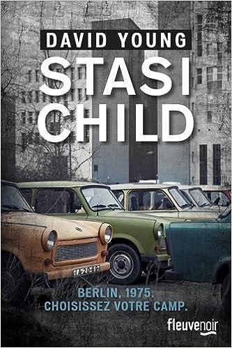 Stasi Child de David Young