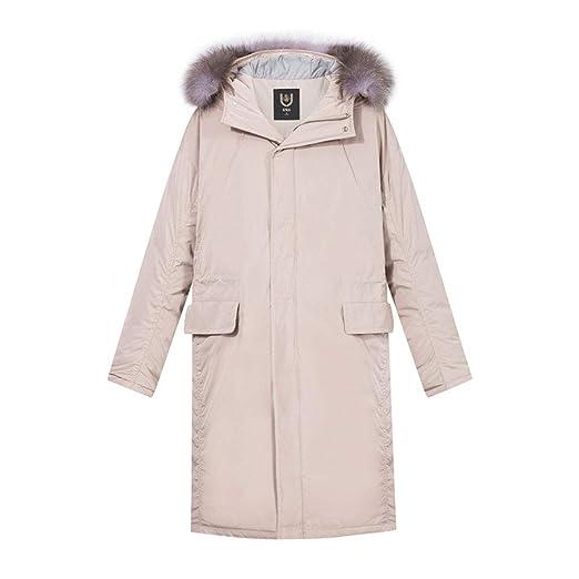 Cotton coat Ropa de Abrigo Chaqueta de algodón para Hombre Cuello ...