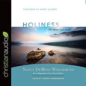 Holiness Audiobook