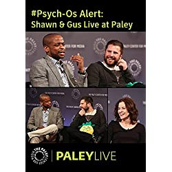 #Psych-Os Alert: Shawn & Gus Live at the Paley Center